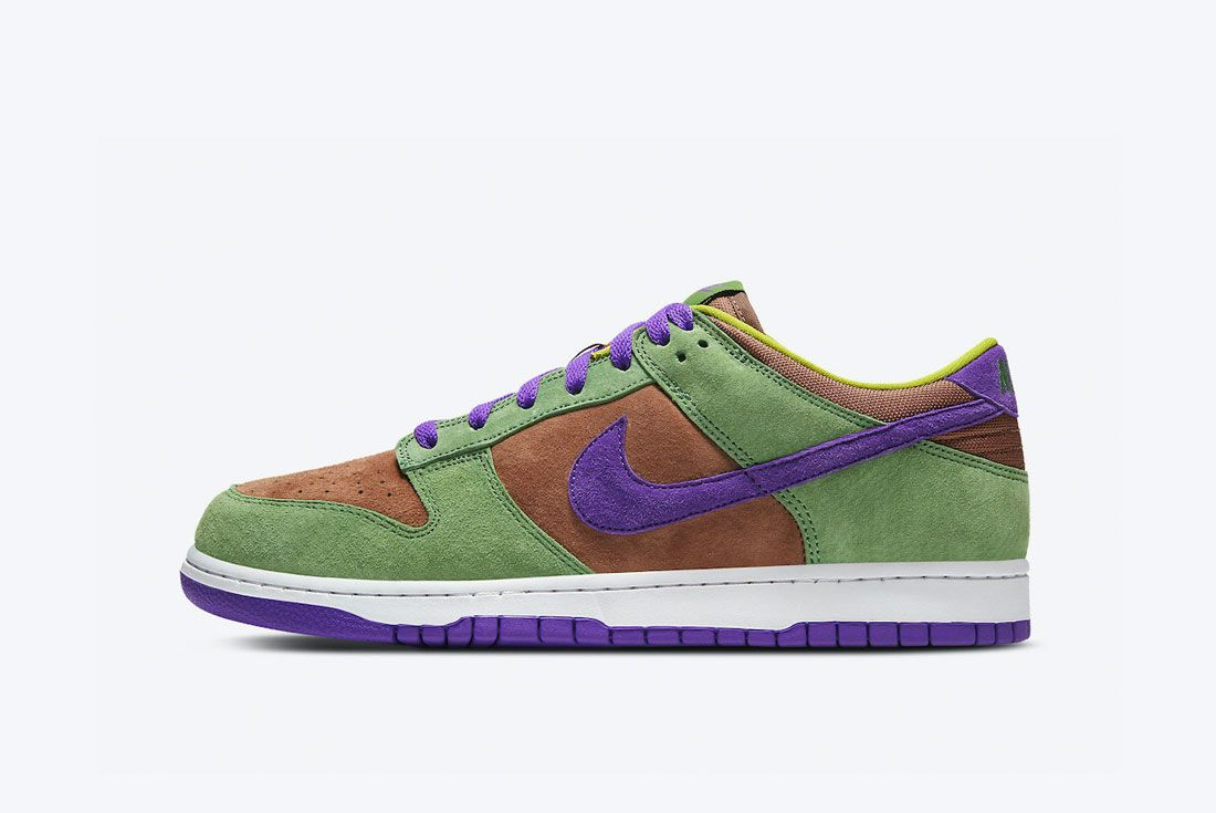 Nike Dunk Low Veneer 2020 Retro
