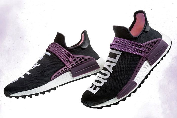 Pharrell Williams Adidas Hu Nmd Trail Holi 3