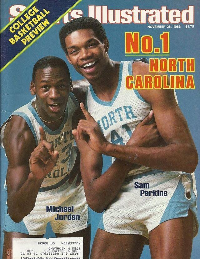 Michael Jordan Sports Illustrated Covers 3