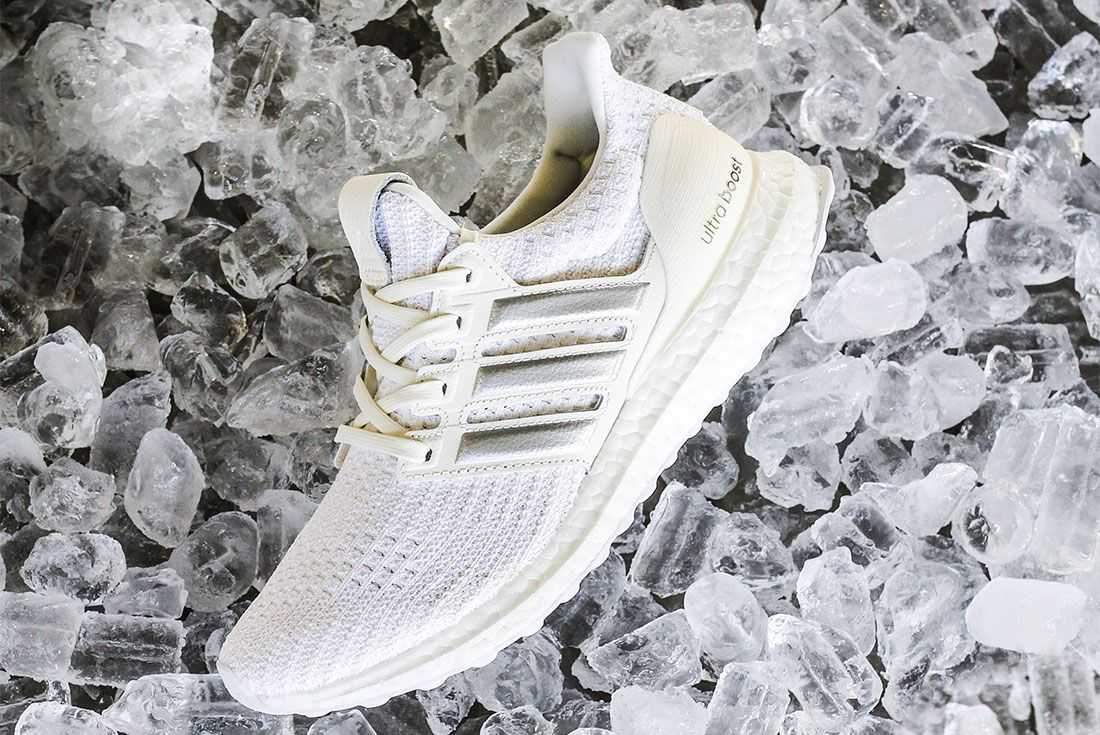 Game Of Thrones Ultra Boost White1 Side