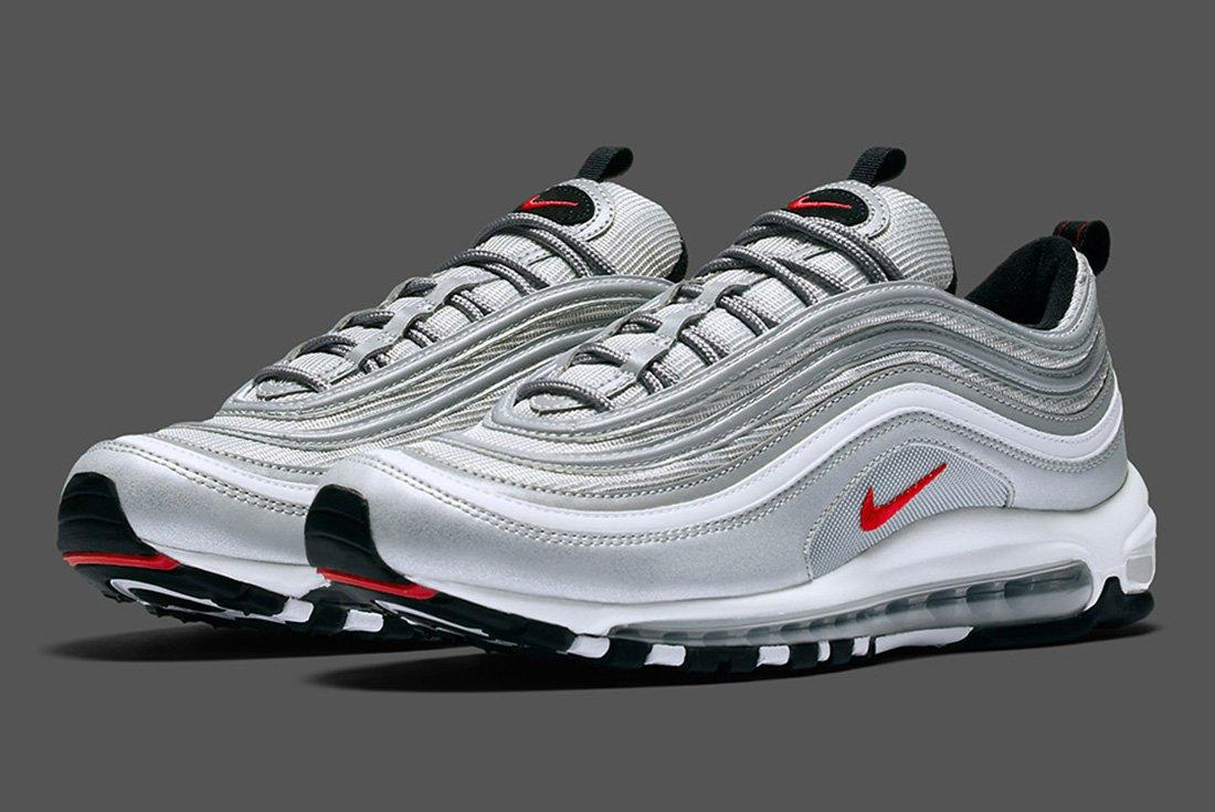 Nike Air Max 97 Silver Bullet Us Release 7