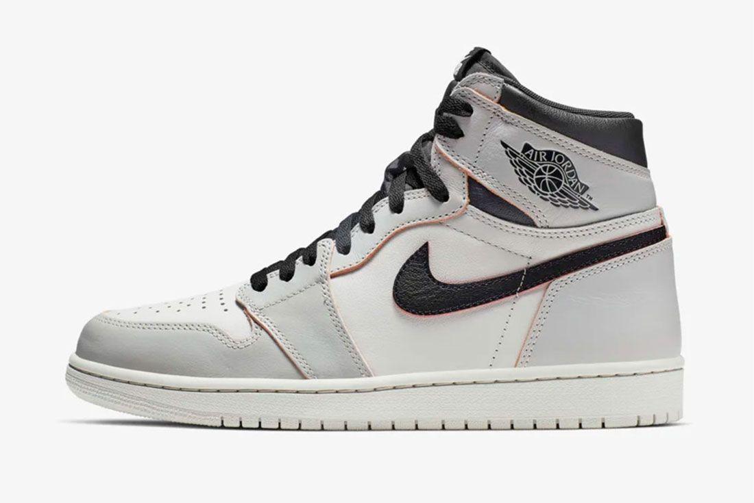 Nike Sb X Air Jordan 1 Nyc To Paris Lateral Side Shot
