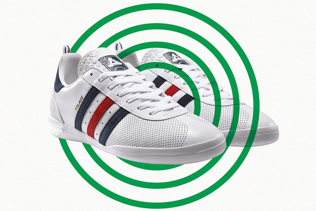 Palace X Adidas Indoor Boost 2