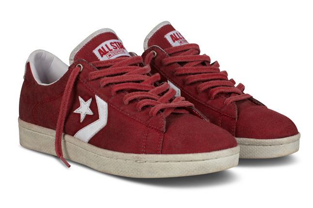 Clot X Converse Pro Leather First String Red White Lo Quater 1