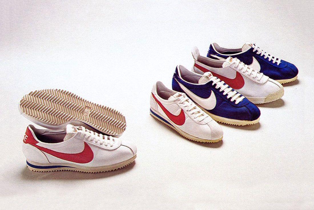Vintage Nike Cortez