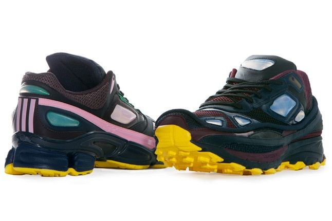 Raf Simons X Adidas Front To Back 1