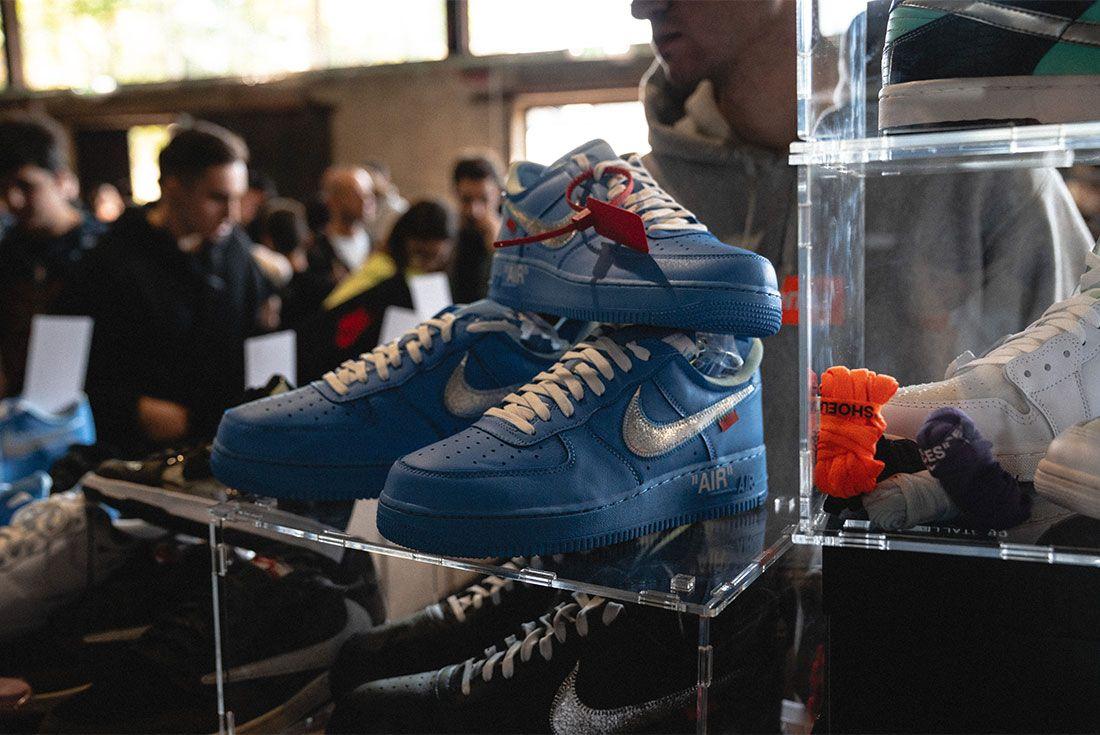 Sneakerness Milan Sneaker Freaker Vendor Tables27