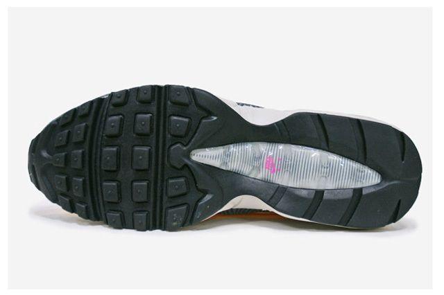 Nike Air Max 95 Prm Tape Laserorange Pinkflash 3