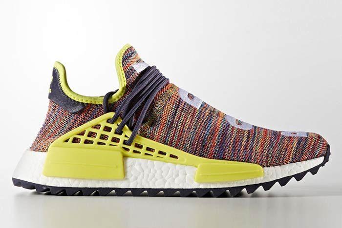 Adidas Pharrell Multi Colour