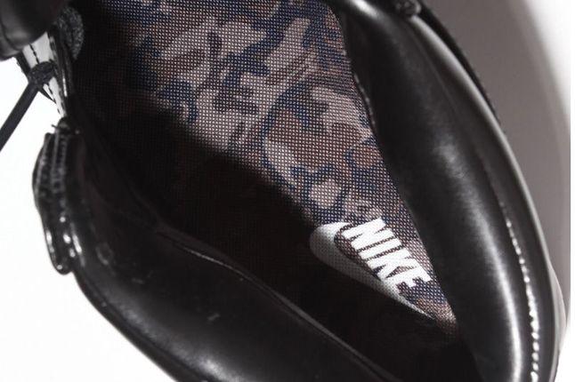 Mastermind Japan Nike Dunk Hi Black Camo Insole Detail 1