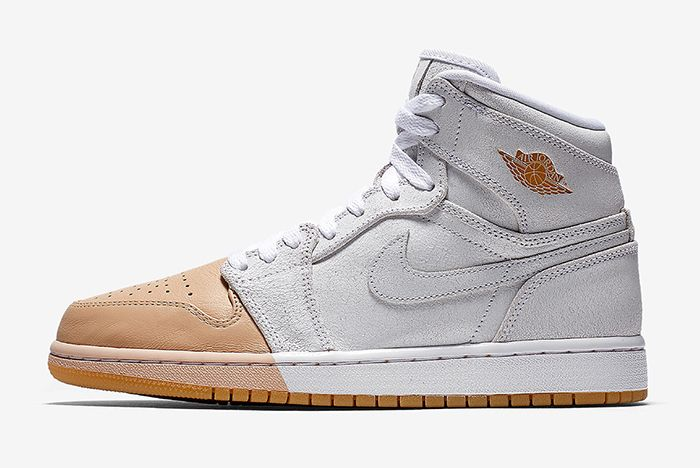 Air Jordan 1 Tan Dipped 1