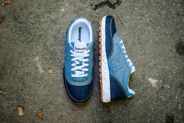 Saucony Jazz Original Denim Gum 6