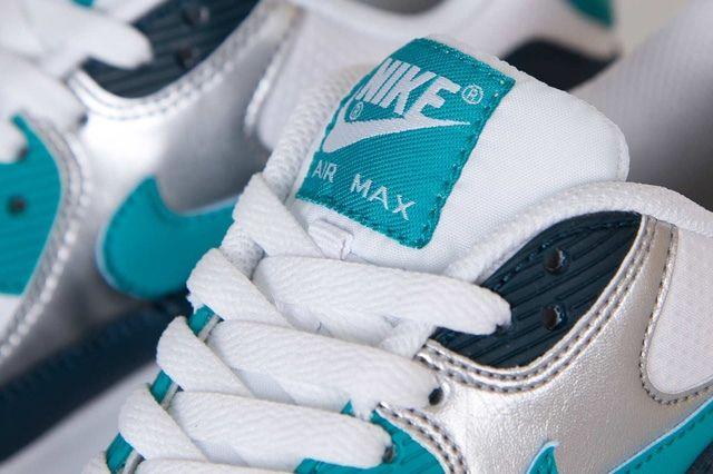 Nike Wmns Air Max 90 Turbo Green Night Shade 6