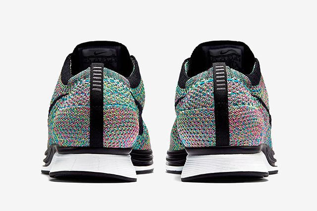 Nike Flyknit Racer Multi Colour6