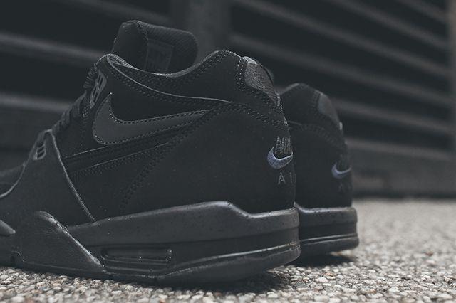 Nike Air Flight 89 Black 4