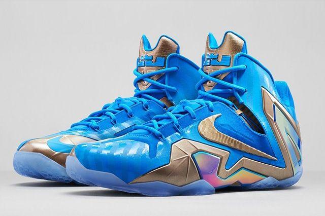 Nike Lebron 11 Maison Collection 7
