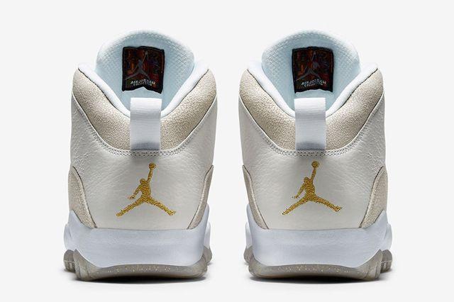 Drake Ovo Air Jordan 10 2