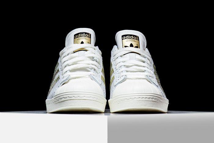 Complex Quickstrike X Adidas Superstar 3