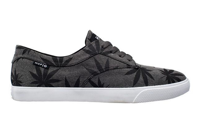 Huf Footwear Sutter Plantlife Single 1