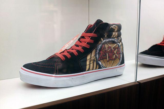 Sk8 Hi Vans Sneaker Exhibition11