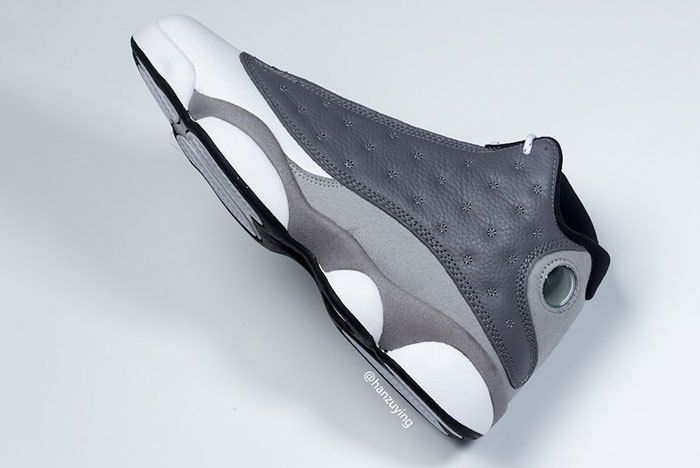 Air Jordan 13 Retro Atmosphere Grey 414571 016 Release Date 6