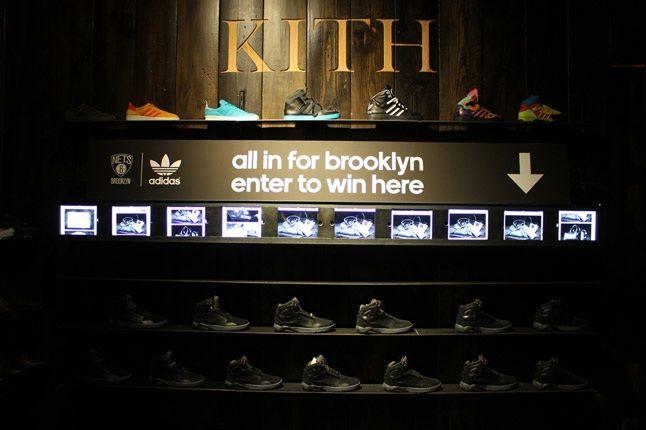 Adidas Kith Party Brooklyn 1