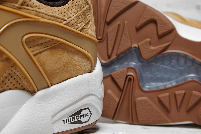 Puma Blaze Of Glory Winterised Tan Brown 2