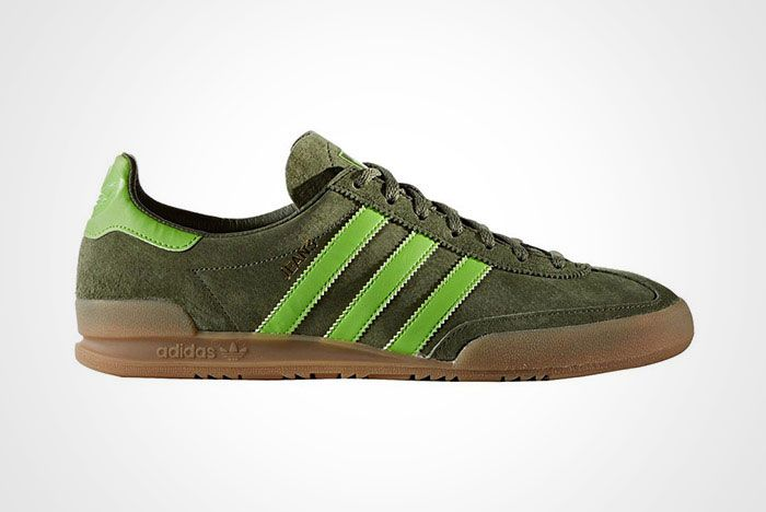 Adidas Jeans Retro Base Green Gum Thumb