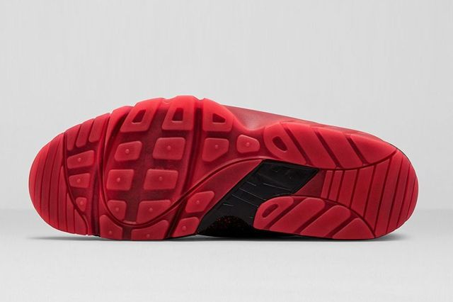 Nike Air Trainer Huarache Challenge Red Bumperoo 8