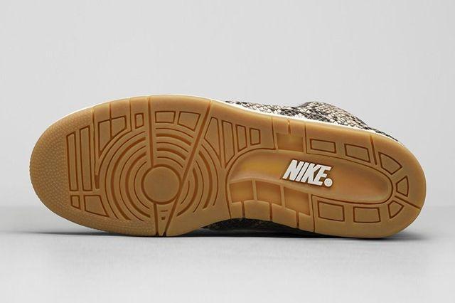 Nike Air Python Gum Light Brown 5