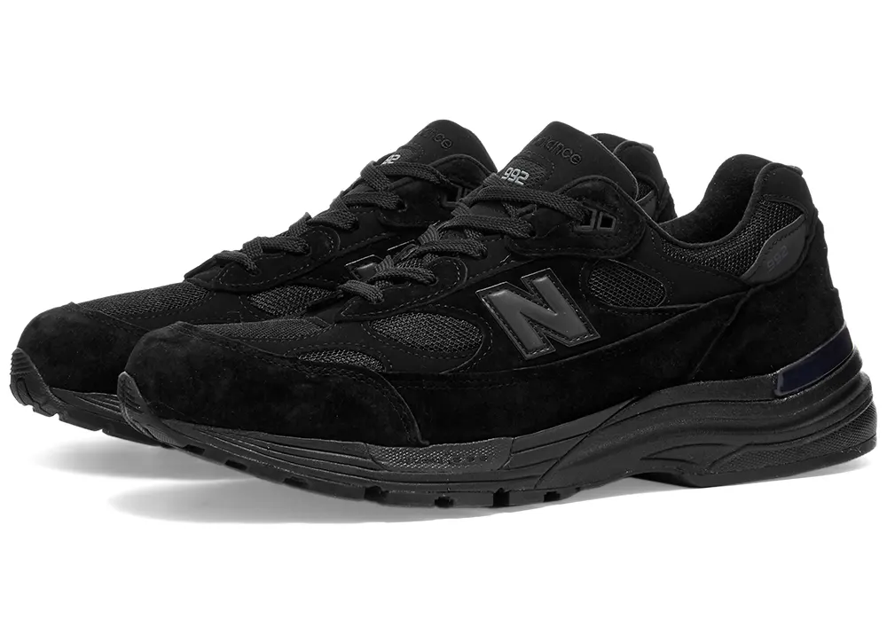 New Balance 992 Black M992EA