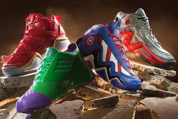 Avengers Adidas