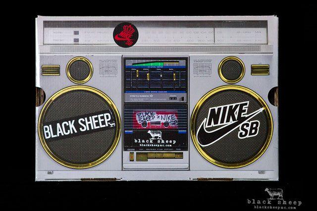 Black Sheep X Nike Sb Dunk High Premium Shoebox3