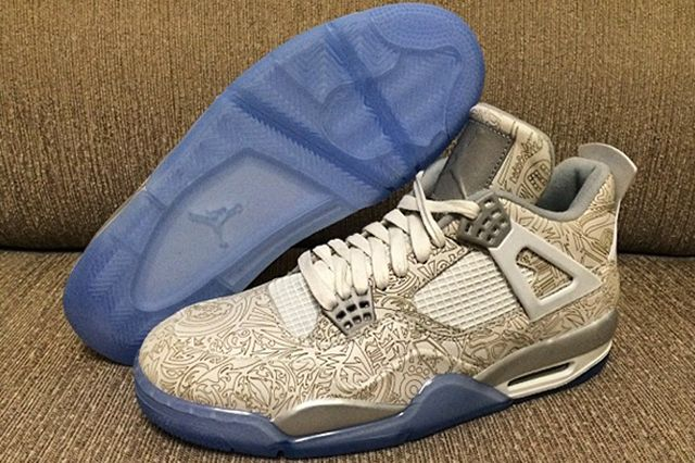 Air Jordan 4 Retro Laser7