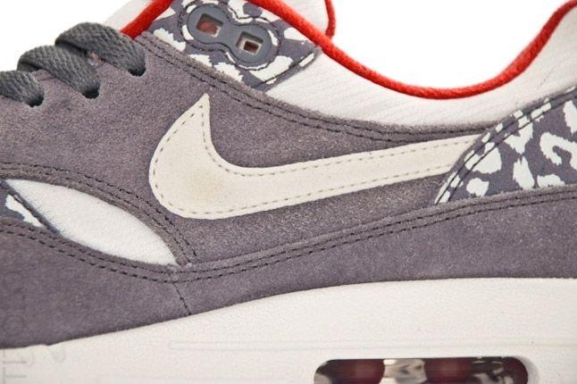 Nike Womens Air Max 1 Leopard Pack Swoosh 1