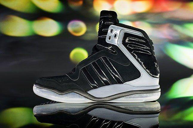 Adidas Tech Street Black Grey 1