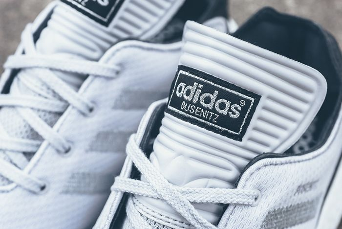 Adidas Sb Busenitz Pure Boost Grey 3