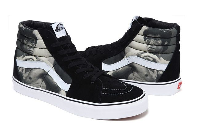 Supreme Bruce Lee Vans Fw13 Footwear Collection 7