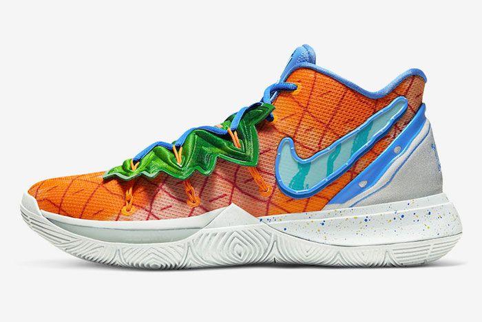 Nike Kyrie 5 Pineapple House Left