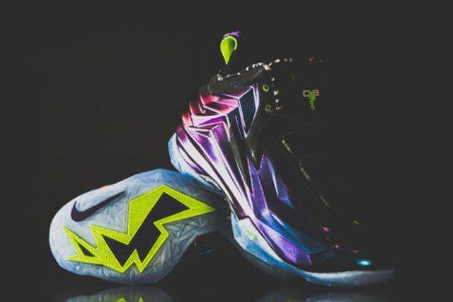 Nike Chuck Posite Cave Purple 9