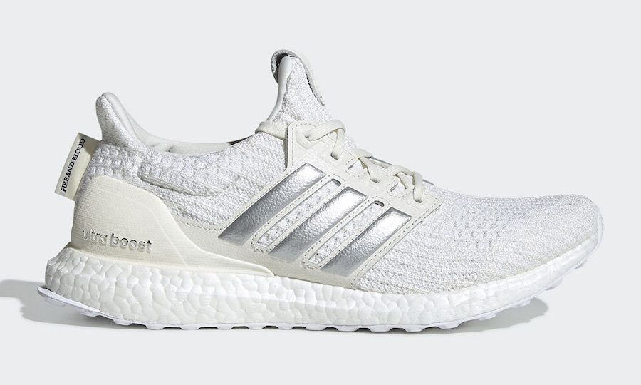 Adidas Ultra Boost Game Of Thrones Targaryan White Ee3711 Release Date