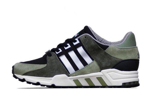 Adidas Originals Eqt Support Premium Suede Pack 2