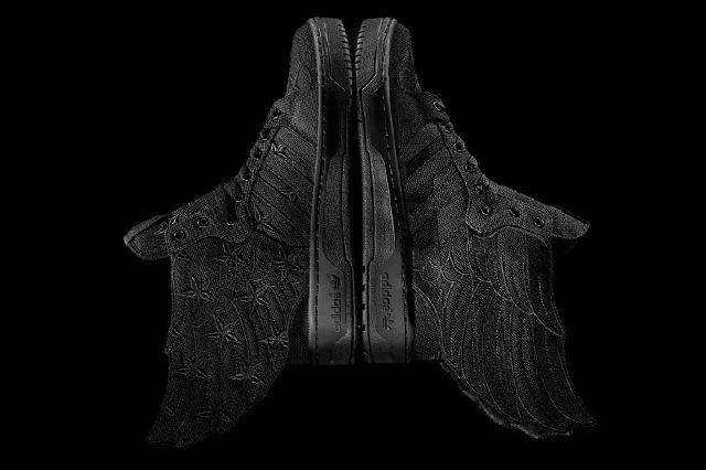 Asap Rocky Jeremy Scott Adidas Originals Js Wings 2 Black Flag 09