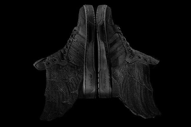 Asap Rocky Jeremy Scott Adidas Originals Js Wings 2 Black Flag 09