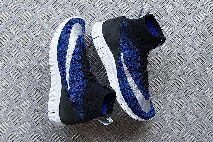Nike Free Flyknit Mercurial 3