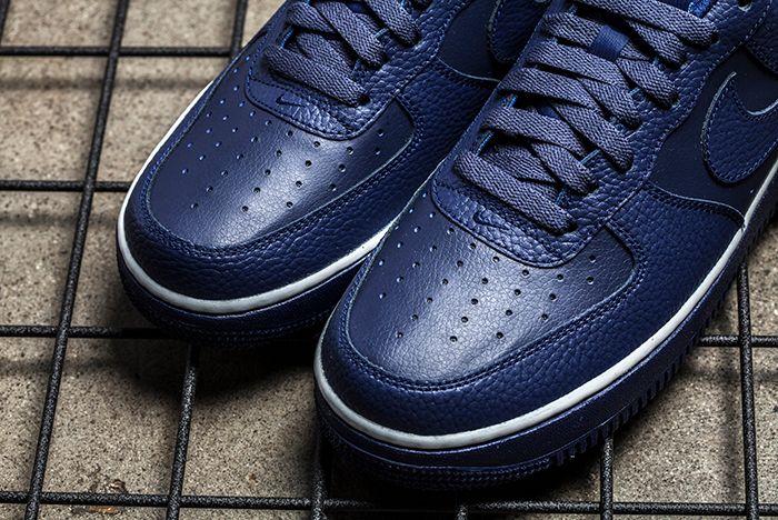 Nike Af1 Loyal Blue 3