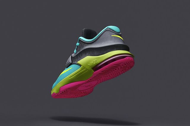 Nike Unveil Kd7 Kids Carnival Collection 6