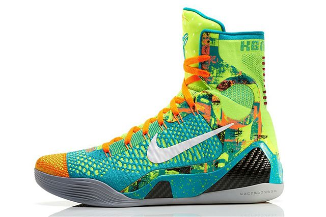 Nike Kobe 9 Elite Influence 4