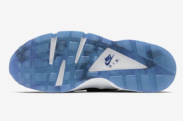 Nike Huarache Black Persian Violet 41