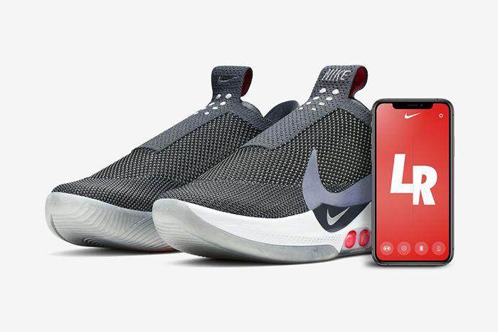 Nike Adapt Bb Dark Grey Multi Color Ao2582 004 Release Date Pair
